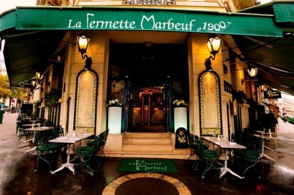 La Fermette Marbeuf, Paris