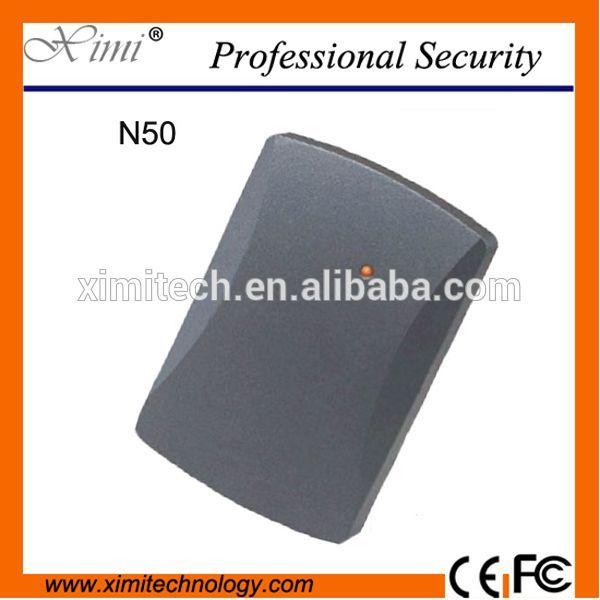 Door security system access control RFID smart card reader N50 waterproof MF card reader
