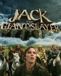 Jack the Giant Slayer - I think this has been redubbed Jack the Giant Killer