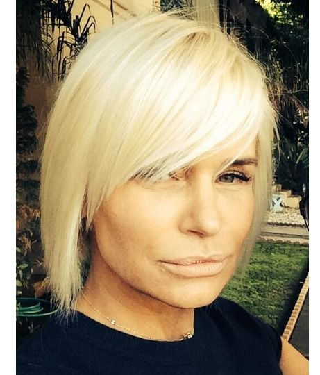 "Yolanda Foster Debuts New Bob: ""Leaving the Old Behind"" — Hot or Not? (PHOTO)"
