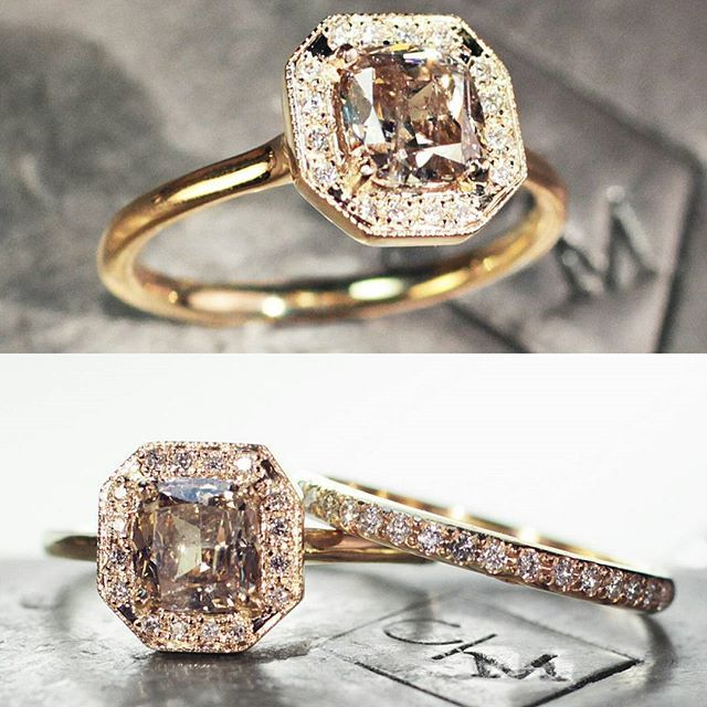 17 Best Ideas About Champagne Diamond Rings On Pinterest. Clemson Rings. Dee Engagement Rings. Decoinspired Engagement Rings. Ace Family Wedding Engagement Rings. Colorful Wedding Engagement Rings. Rolled Rings. Sunrise Rings. Engagement Chinese Wedding Rings
