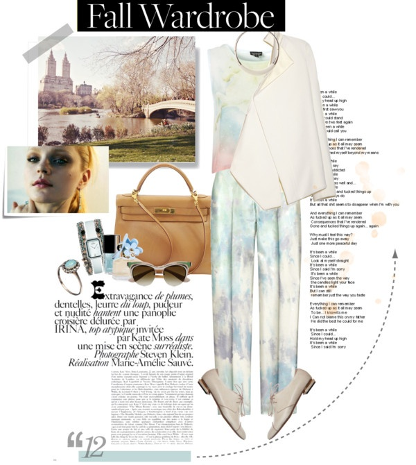 """FALL / Autumn 2012."" by hanum on Polyvore"