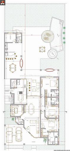 50+ best Plantas de casas images on Pinterest Smallest house