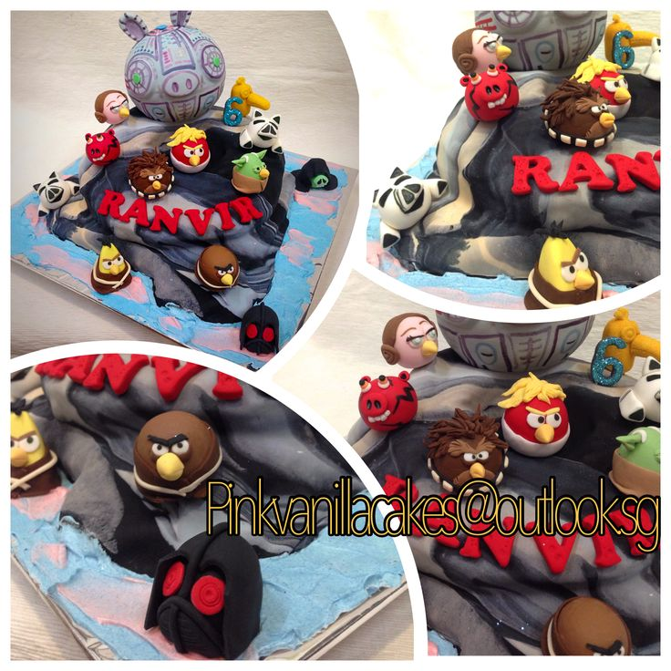 12 Best Star Wars Cakes Images On Pinterest Star Wars Cake Cake