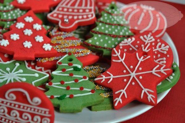 bolsitas para galletas navidad