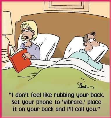 """""""I don't feel like rubbing your back...""""  Come to Pressure Point Massage Therapy in Southfield, MI for a FANTASTIC massage!  Call us NOW at (248) 358-8800 to book your appointment!  Feel free to visit our website www.pressurepointmassagetherapy.com for more information!"""