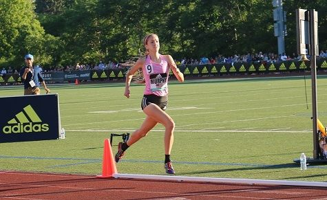 RunnersWeb : (RRW) Athletics: High Schooler Kate Murphy Steals The Show At adidas Boost Boston Games