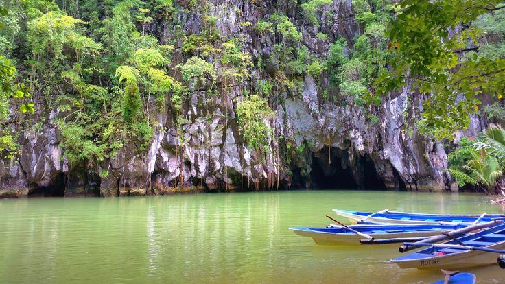 Puerto Princesa Subterranean River, Puerto Princesa, Palawan