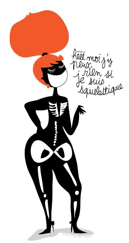 Les 25 meilleures id es de la cat gorie humour de r gime - Image halloween drole ...