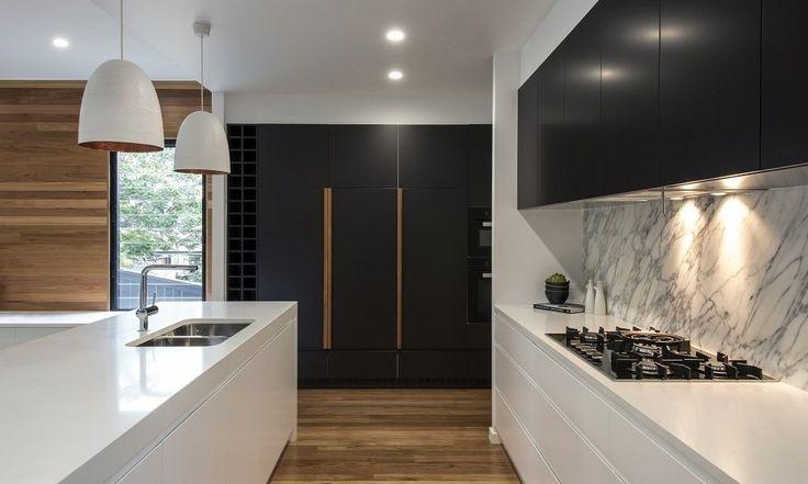 Kitchen Design Trends 2017 Tuxedo Kitchen