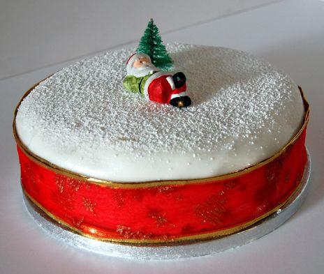 Βασιλόπιτα+Σμύρνης+με+γλάσο+ζάχαρης