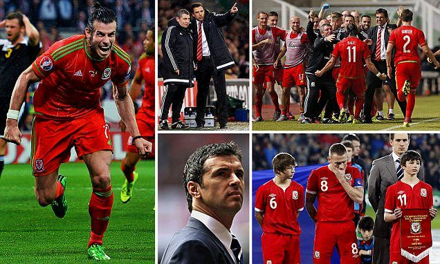 How Wales emerged from tragedy of Gary Speed's death: The Serbia drubbing will remain in