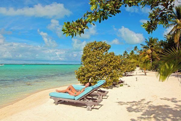 Andros Bahamas Hotels   Tiamo Resort & Spa