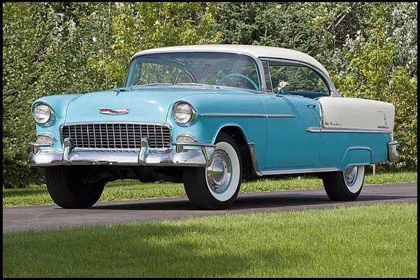 Amazing My Dream Car Chevrolet Bel Air 1955 Chevrolet