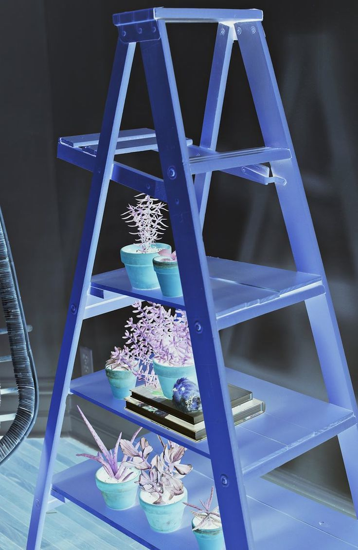 Step Ladder Bookcase - Best Paint for Wood Furniture Check more at http://