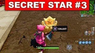 Secret Battle Star Week 3 Season 5 Location Fortnite Battle