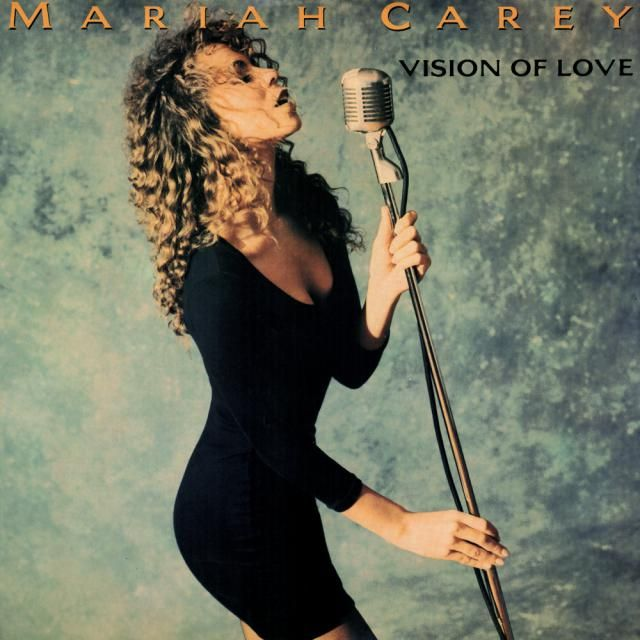 """Flashback to the 100 Top Songs of the 90s: Mariah Carey - """"Vision of Love"""""""