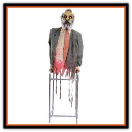 Animated Halloween Props Animated Halloween Decorations Limbless Jim…