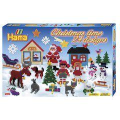 Hama midi Christmas 24 designs