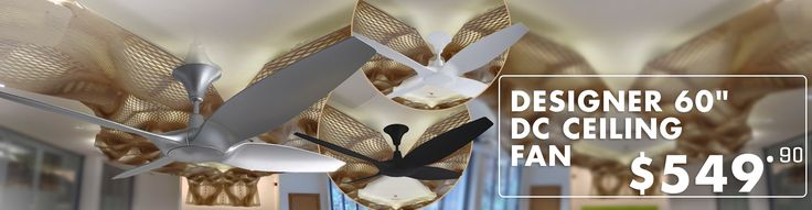 If you are thinking about a shopping for a ceiling fan, Lighting Empire offers the best ceiling fans at the affordable price and also offers you to choose from the huge variety of modern ceiling fans. For contact us : 07 3341 0008.