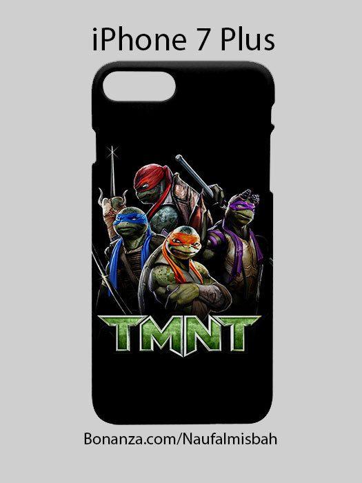 Ninja Turtles TMNT iPhone 7 PLUS Case Cover Wrap Around
