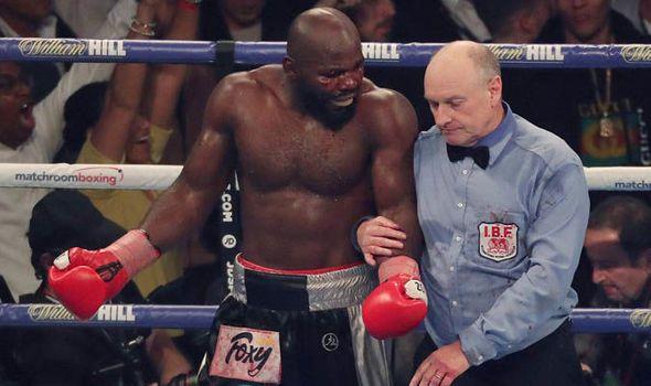 Joshua vs Takam: Fans laud warrior Carlos Takam after ref STOPS Anthony Joshua fight