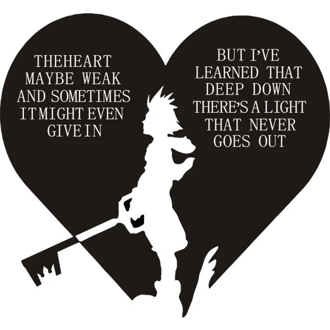 kingdom hearts quotes on Tumblr