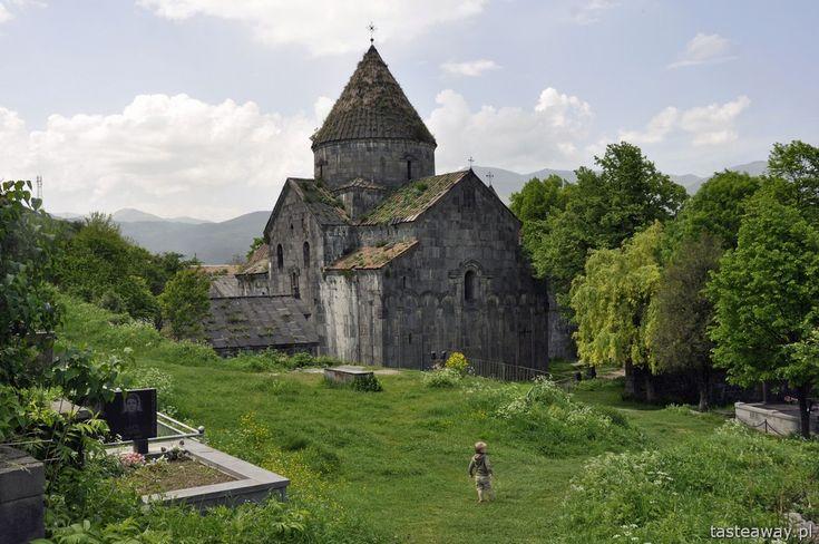 Magiczna, zielona Armenia: w drodze na północ