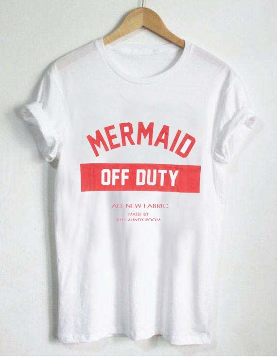 mermaid of duty T Shirt Size XS,S,M,L,XL,2XL,3XL