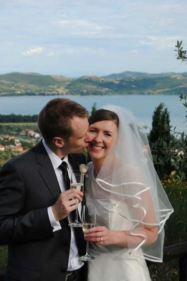 We have just returned from an amazing three nights stay at our beautiful wedding villa, where we were married nearly seven years ago. The villa is a place which holds such wonderful memories for us, so the chance to return here was priceless.