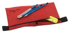 Promotional Products Ideas That Work: Nylon Pencil Case. Made in Canada. Get yours at www.luscangroup.com