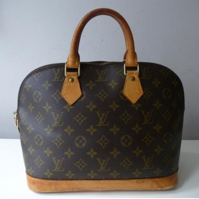 Tip: Louis Vuitton Handtassen (Donkerbruin)