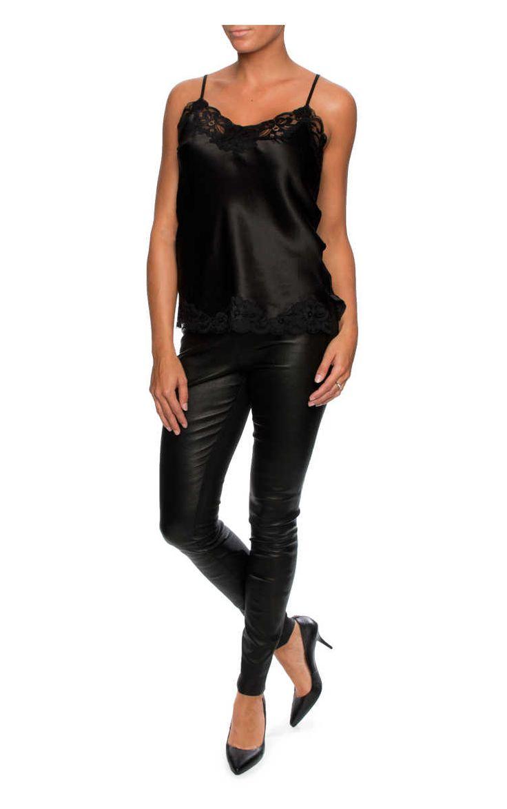 Linne FB152 BLACK - Falcon & Bloom - Designers - Raglady
