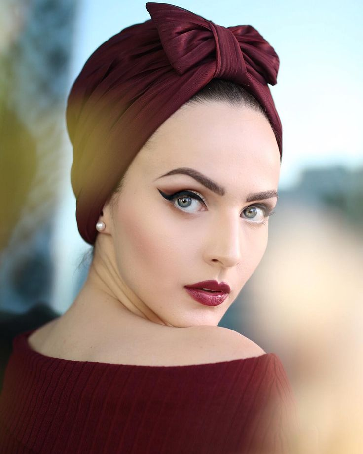 """""""Burgundy love turban""""  Spent such a lovely day with @brothersandsisters.be"""