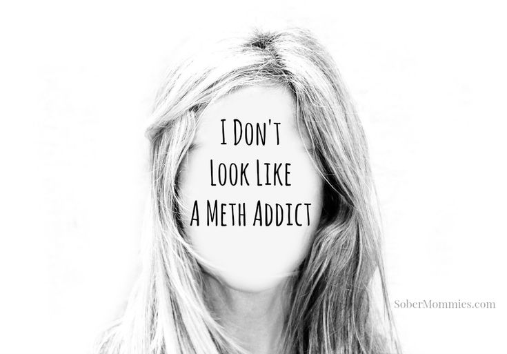 """""""Still, I kept on smoking meth. It was crazy: The drug was what had caused all the problems, yet I turned to it to take away the pain."""""""