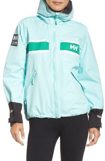 Helly Hansen 'Salt' Waterproof Hooded Jacket   Nordstrom
