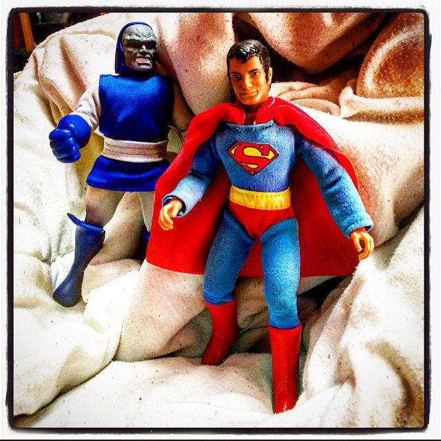 Mego super man