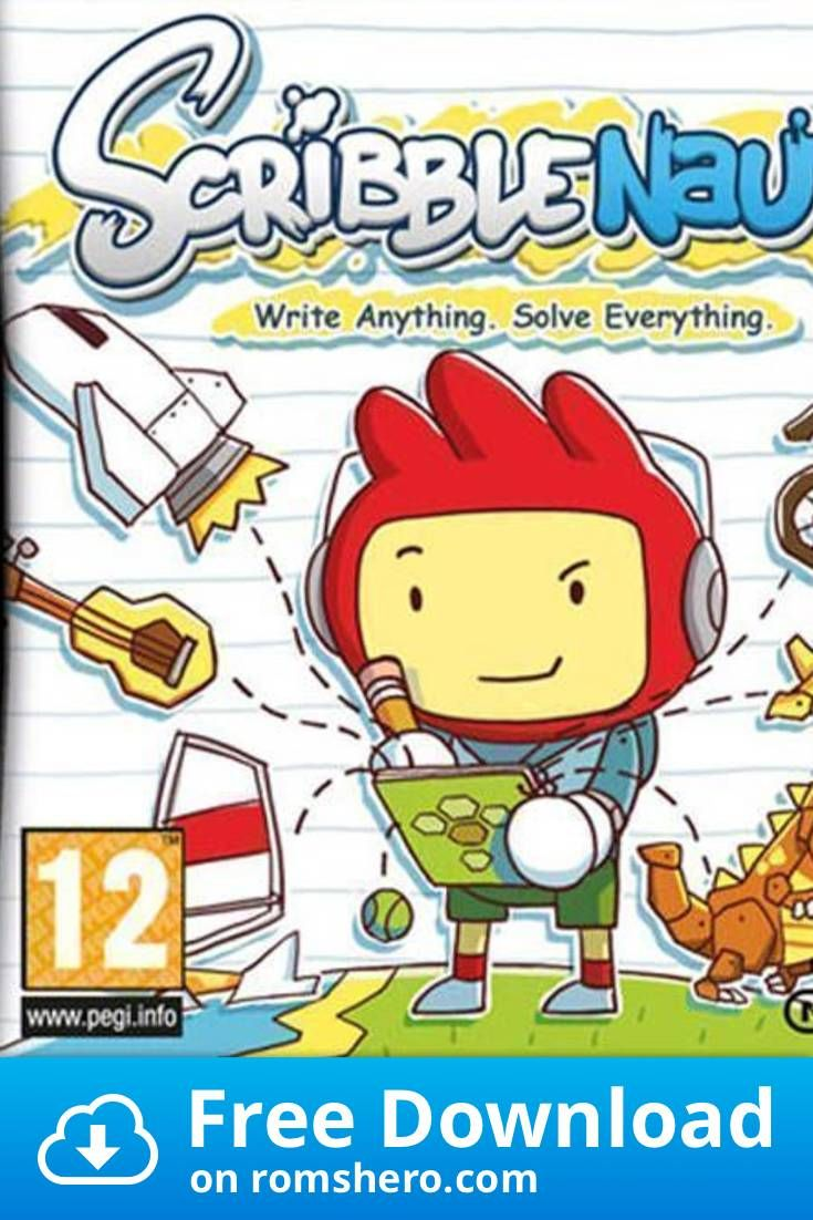 Download Scribblenauts Eu Bahamut Nintendo Ds Nds Rom In
