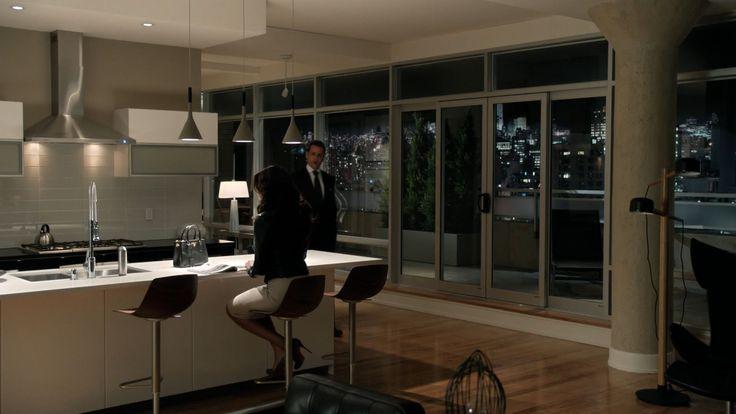 Harvey Specter S Apartment Suits Aplomb Home