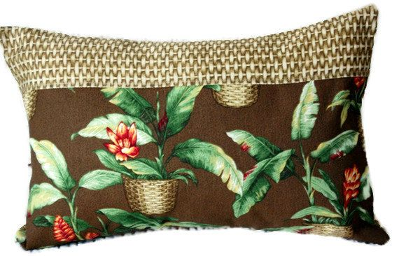 Palm Beach Style Pillows : 168 best images about Hawaii pillows & pillow covers on Pinterest Blue hawaii, Pillow inserts ...