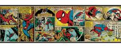 Marvel Comics Spiderman Wallpaper Border