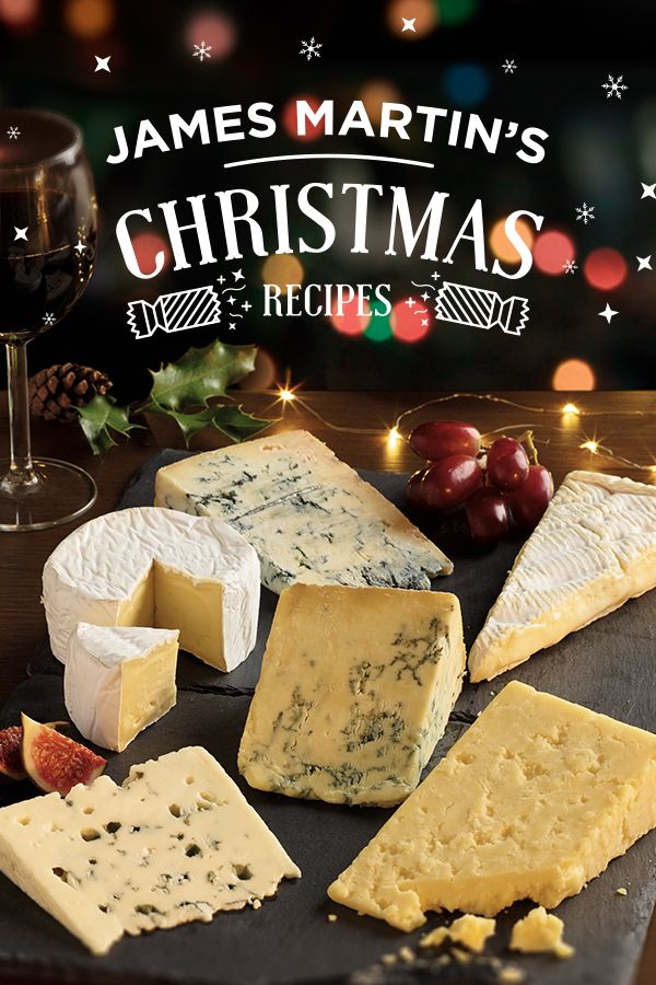 Award Winning Christmas Cheeseboard with James Martin's Spiced Candied Walnuts.   Add extra oomph to your ultimate cheeseboard with James's spiced candied walnuts. Deliciously moreish and the perfect partner to award winning cheese.s