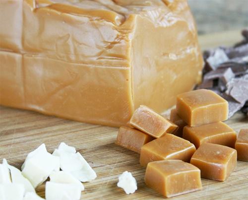 peters caramel recipes