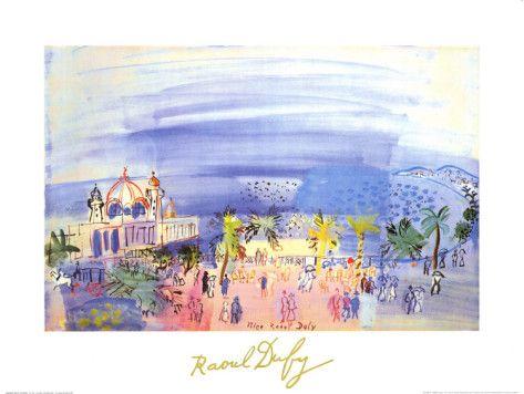 Casino de Nice, Raoul Duffy