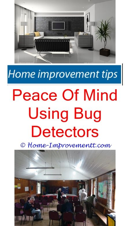 Peace Of Mind Using Bug Detectors- Home Improvement Tips #39772. how to make diy ...