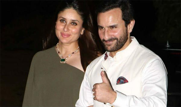 Kareena Kapoor Khan and Saif Ali Khan to comeback together onscreen with this project #FansnStars