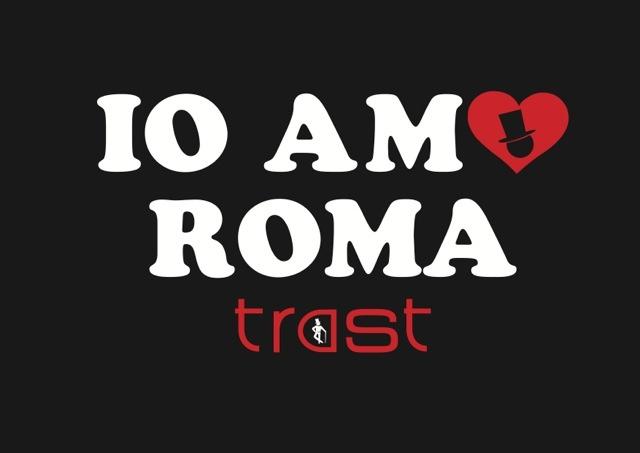#TRAST #Roma #design #clothings #tshirt #tee