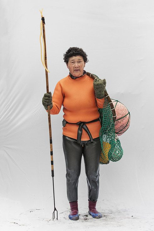 Meet The Badass, Eco-Feminist Free Divers Of South Korea