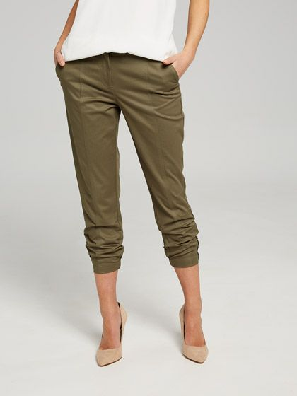 Dressed Up Cargo Pants