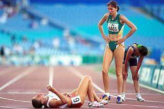 Athletic Women - Women in Athletics   Big, Big World